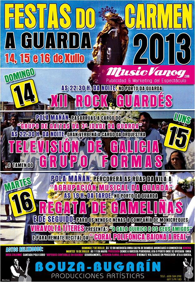 festas-do-carmen-a-guarda---cartel-2013