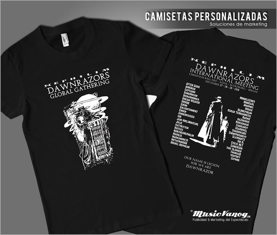 grupo-dawnrazors---camiseta-fans-2011