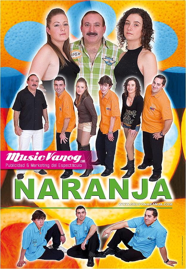 grupo-naranja---cartel-2007
