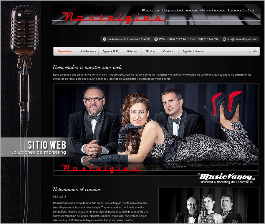 trio-nostalgias---actualizacion-sitio-web