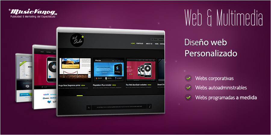 web-multimedia